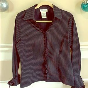 Fred David Stretch Blouse/Shirt